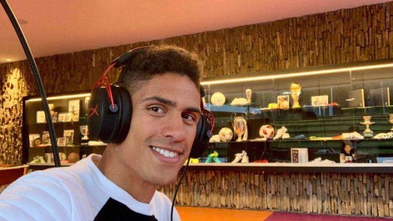 Raphaël Varane se une a la familia HyperXcomo embajador de la marca