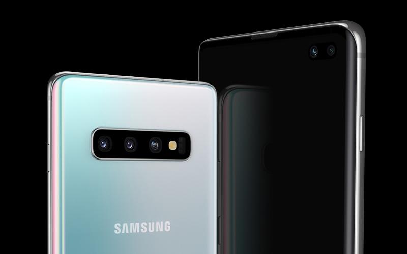 Galaxy S10 con seguridad reforzada: tecnología blockchain y nuevo escáner de huella digital