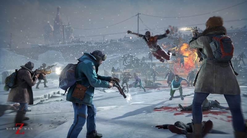 Los gráficos Radeon ayudan a los jugadores a sobrevivir a los muertos en World War Z