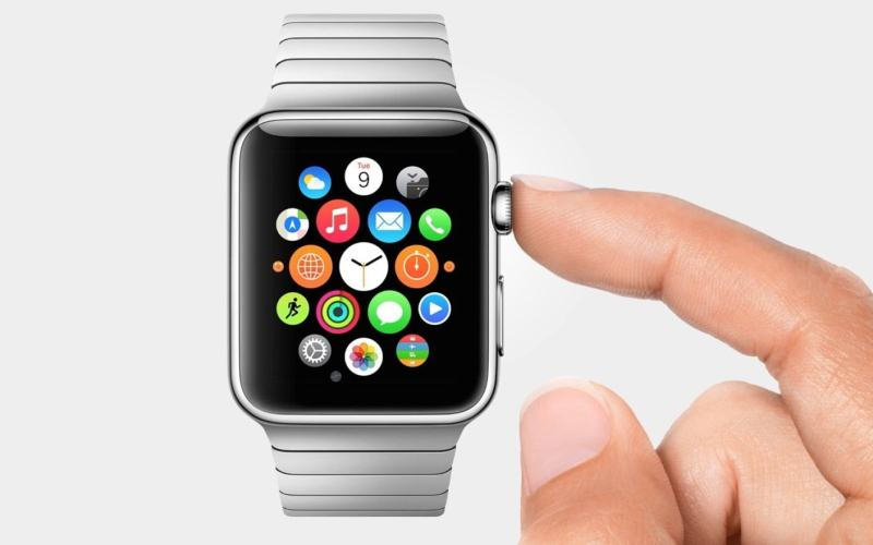 Pronto una app Store para el Apple Watch