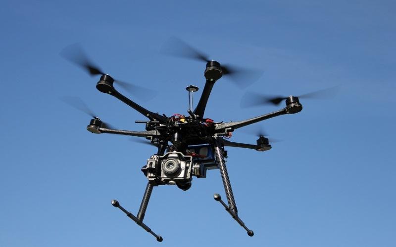 Los drones DJI detectarán aviones y helicópteros