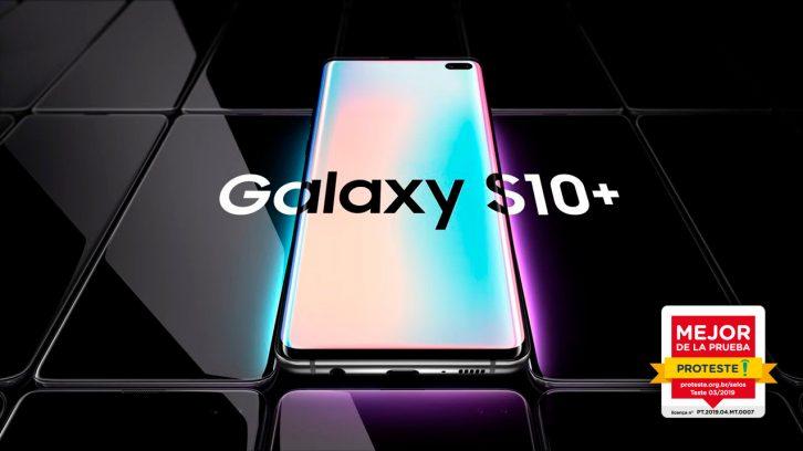 Galaxy S10+ elegido el mejor smartphone de América Latina