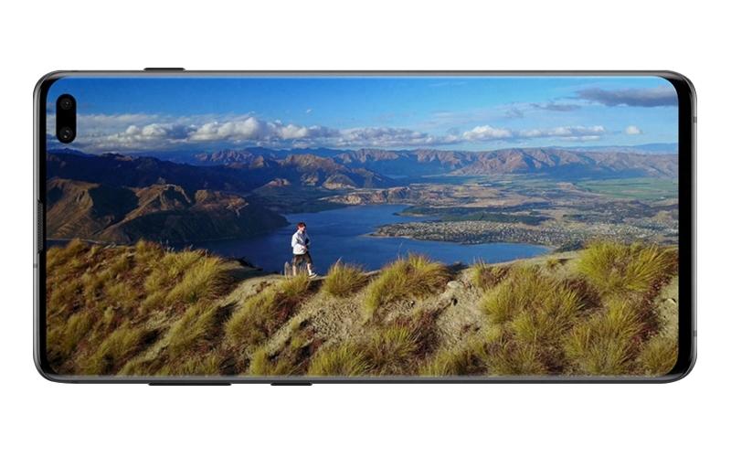 El Galaxy S10 marca una nueva era de diseño con una pantalla de película