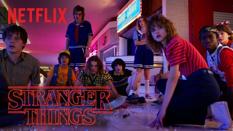 Netflix se dirige a E3 con Stranger Things
