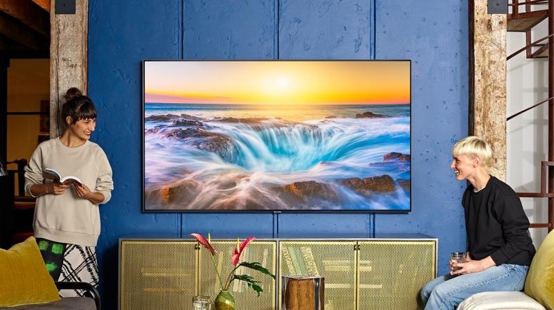 Samsung presenta la línea de TV QLED 8K y 4K de 2019 en América Latina