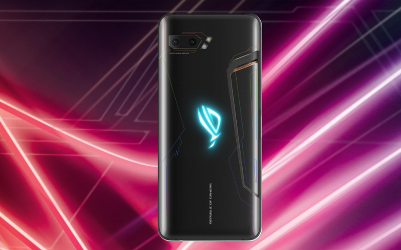 ASUS Republic of Gamers presenta el ROG Phone II