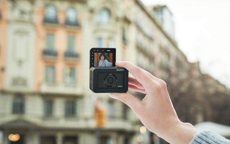 Libera tu creatividad con la cámara ultracompacta RX0 II de Sony con calidad de imagen superior