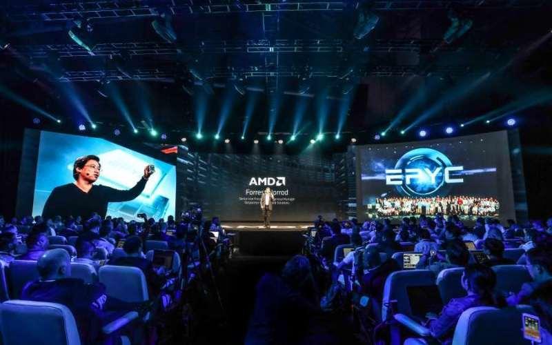 Los procesadores AMD EPYC™ de 2ª generación establecen un nuevo estándar