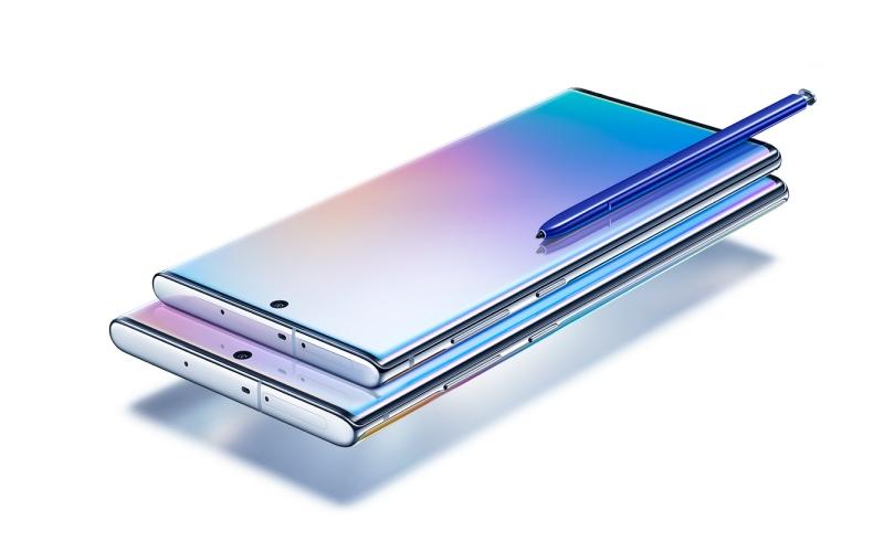Galaxy Note10: diseñado para las pasiones, con una potencia nunca antes vista