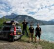 Kingston Technology apoya al Team No Reservations en el Mongol Rally