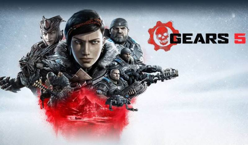 Gears 5 está cargado con características de tecnología AMD