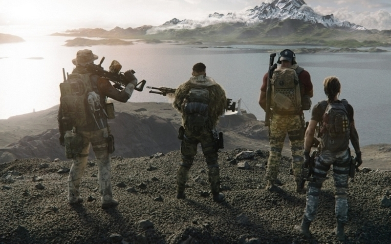 Ya está disponible Ghost Recon Breakpoint Beta