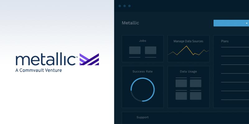 Metallic: nueva solución empresarial SaaS para Copia de Seguridad y Recuperación