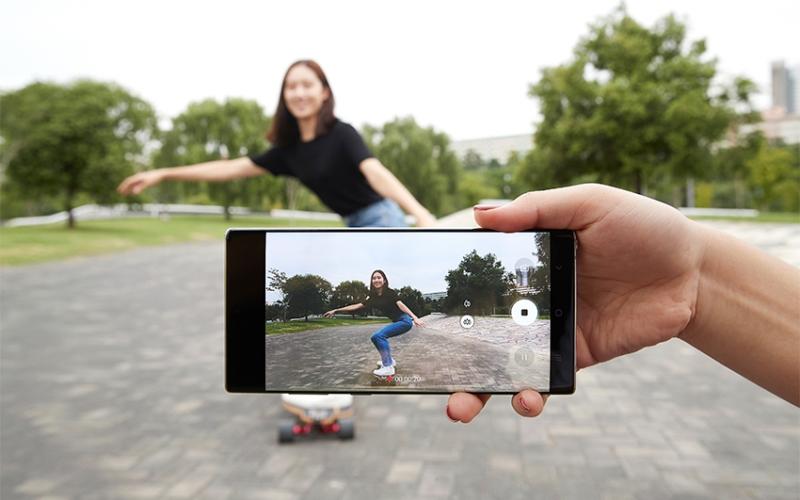 Samsung inspira a creadores de contenido a expresarse sin límites
