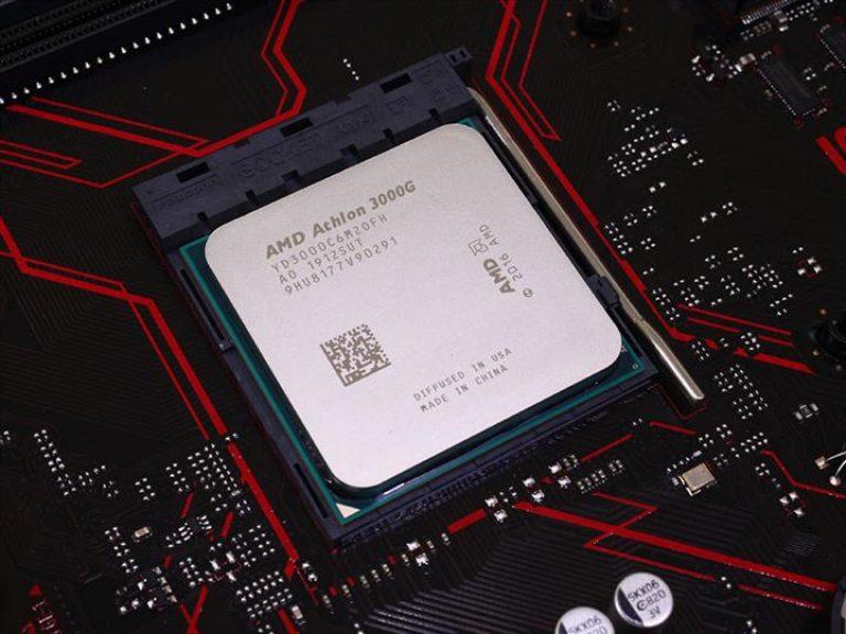 AMD lanza procesador Athlon 3000G para usuarios de computadoras convencionales