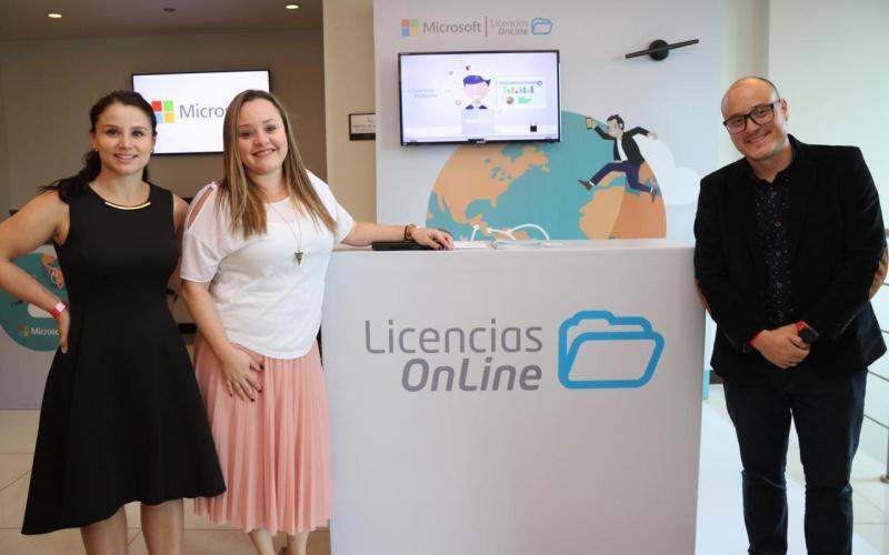 Licencias OnLine presente en el Microsoft Partner Experience Tour