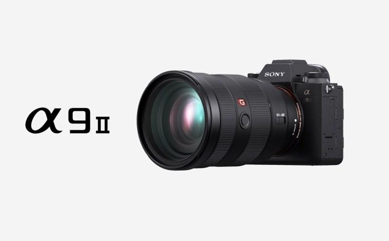 Sony presenta la cámara Alpha 9 II para fotógrafos deportivos y fotoperiodistas