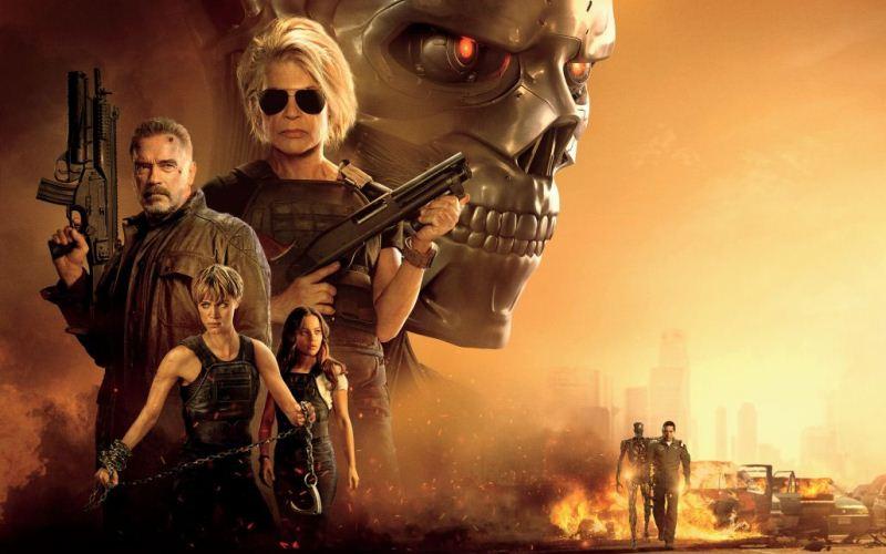 Un vistazo al detrás de cámaras de la postproducción de Terminator: Dark Fate con AMD