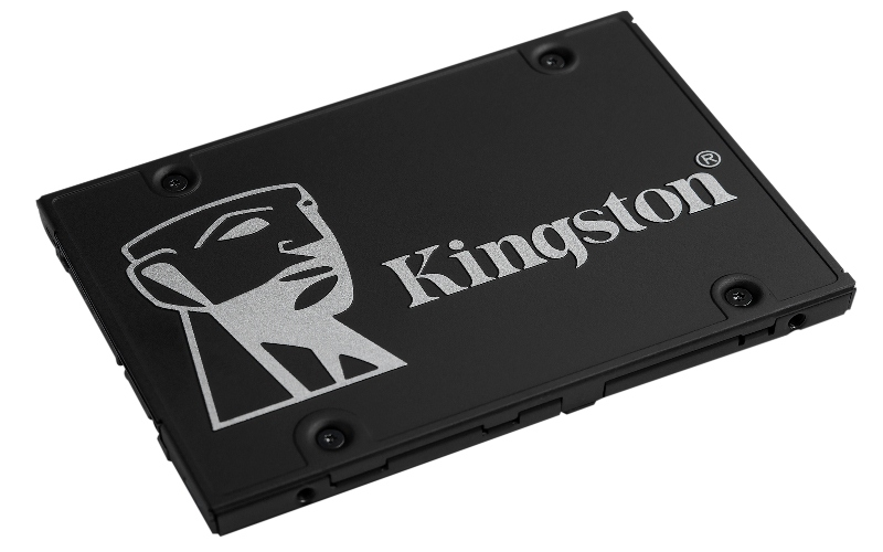 Kingston Digital lanza nuevo SSD SATA KC600