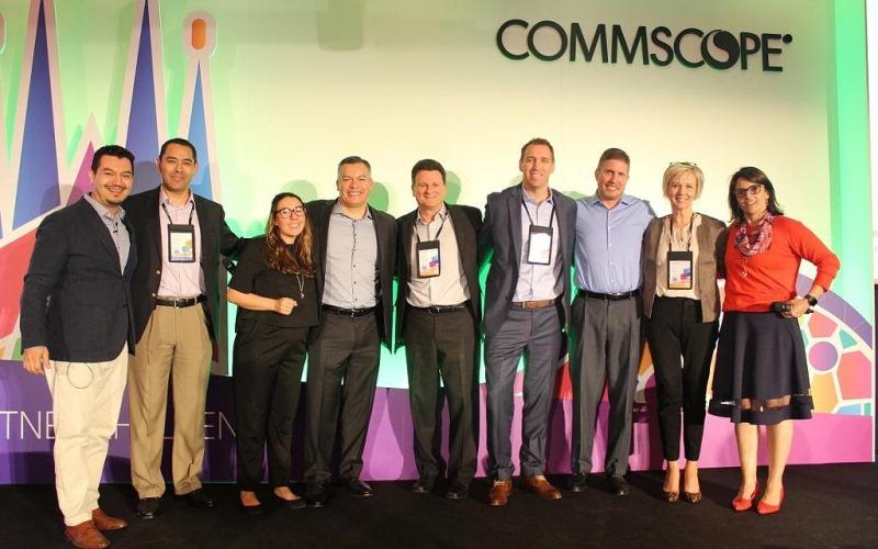 CommScope reúne a socios en el CALA Partner Challenge 2019 fuera de Latinoamérica