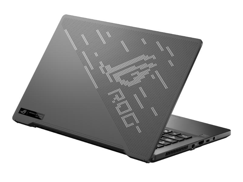ASUS presenta nuevas pantallas para notebooks gamer ROG en CES 2020