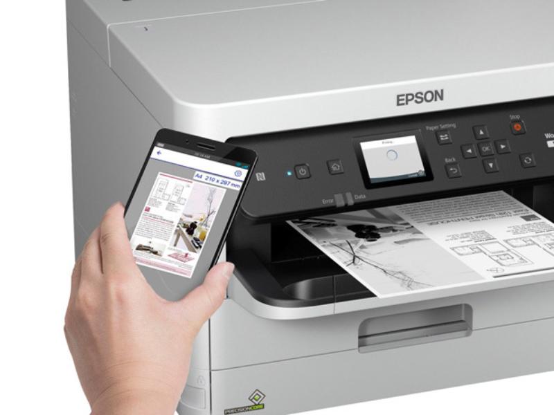 Epson amplía su línea de impresoras empresariales WorkForce