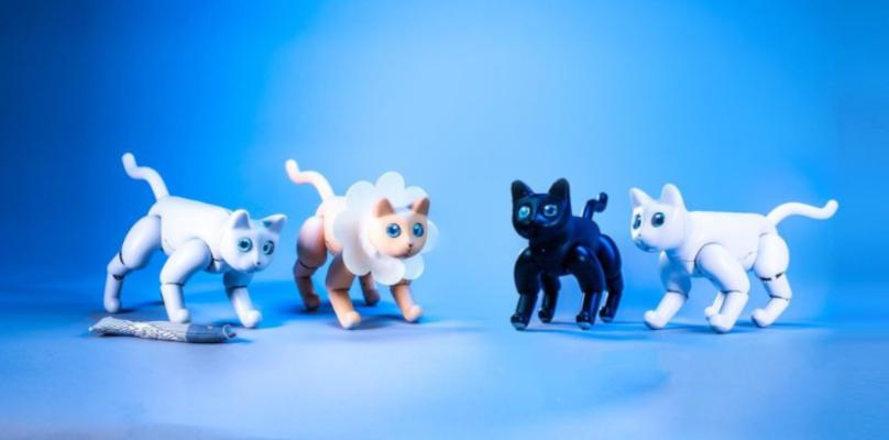 CES 2020: Este es el gato robot que desearás de mascota