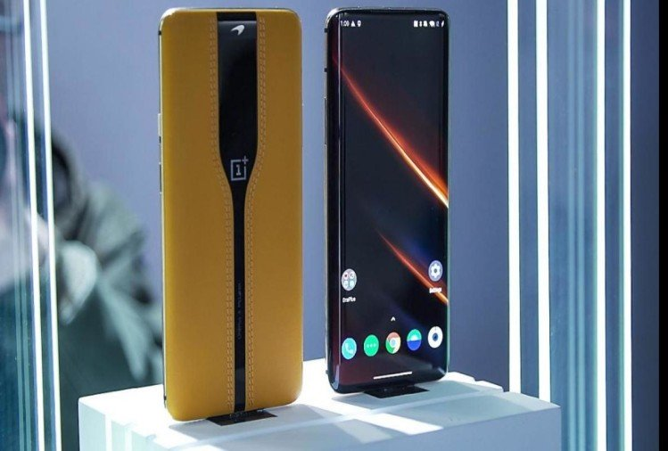Lanzan smartphone con cámara trasera invisible en CES 2020