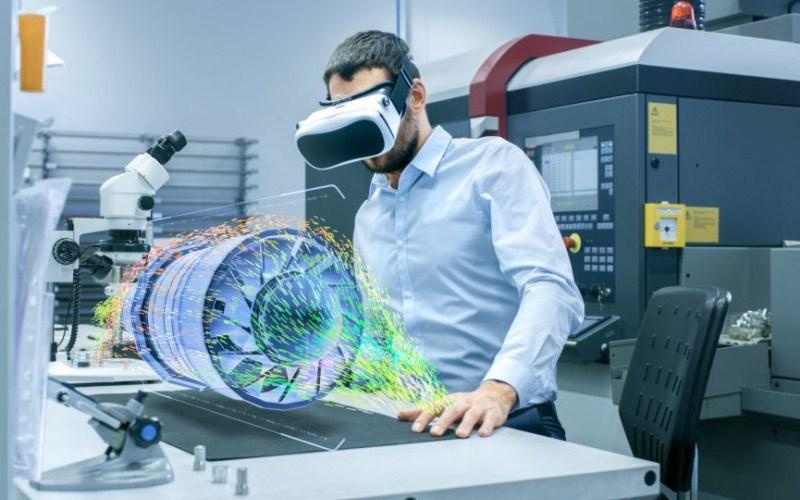 Realidad aumentada para empresas e industrias