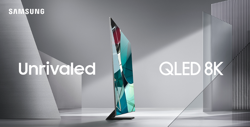 Samsung Electronics presenta sus TV QLED 8K 2020 en CES