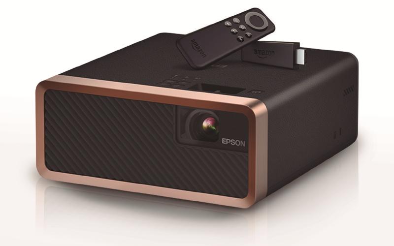 Epson amplía experiencia de visión en pantalla grande con proyector láser de transmisión inteligente