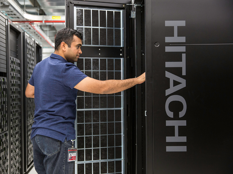 Hitachi Vantara Anuncia Intención de Adquirir Waterline Data