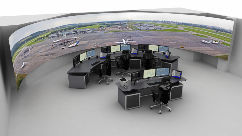 Indra revoluciona el control aéreo con torre remota de Inteligencia Artificial