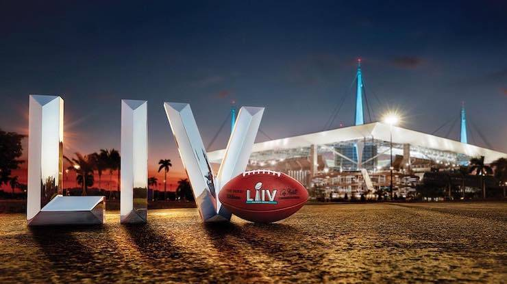 Super Bowl estrena 5G en el Hard Rock Stadium de Miami