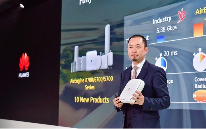 Huawei lanza la solución HiCampus a nivel mundial