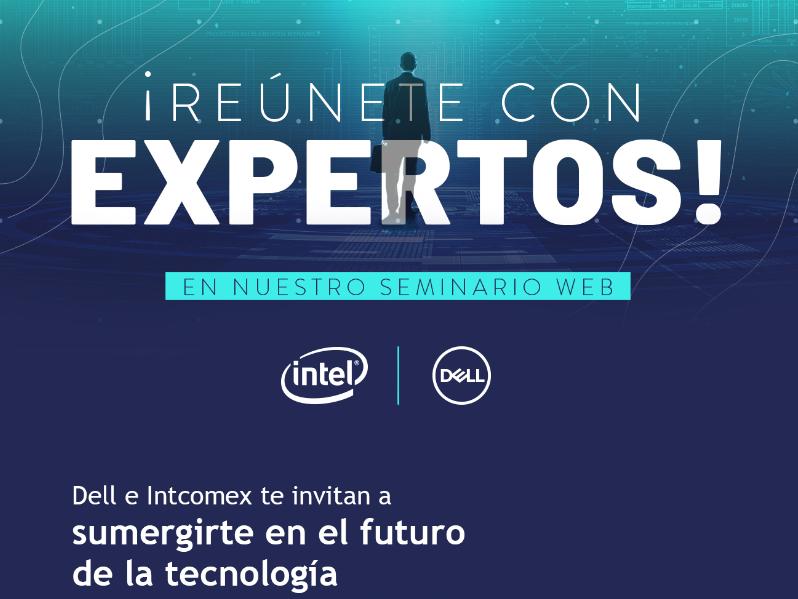 """""""Reúnete con expertos"""", un seminario web para abordar el futuro de la tecnología"""
