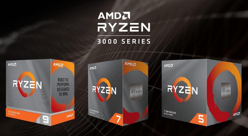 AMD ofrece más opciones que nunca con los nuevos procesadores Ryzen™3000XT