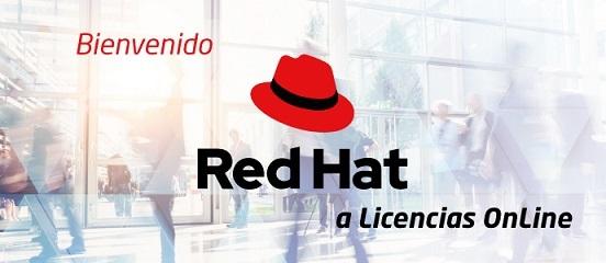 LicenciasOnLinesuma a RedHata su portfolio de marcas líderes del mercado