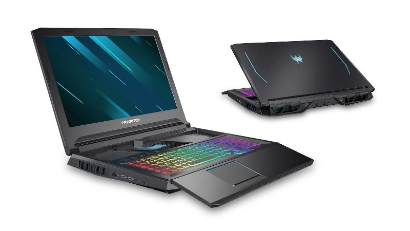 Acer actualiza sus NotebooksPredatorHelios,PredatorTritony NitroGaming