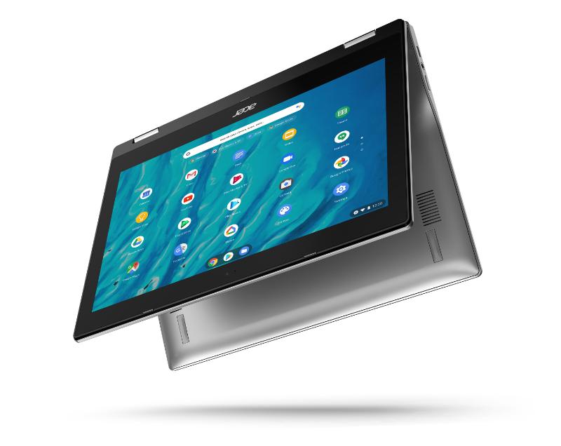 Acer lanza la convertible premium Chromebook Spin 713 – 2K