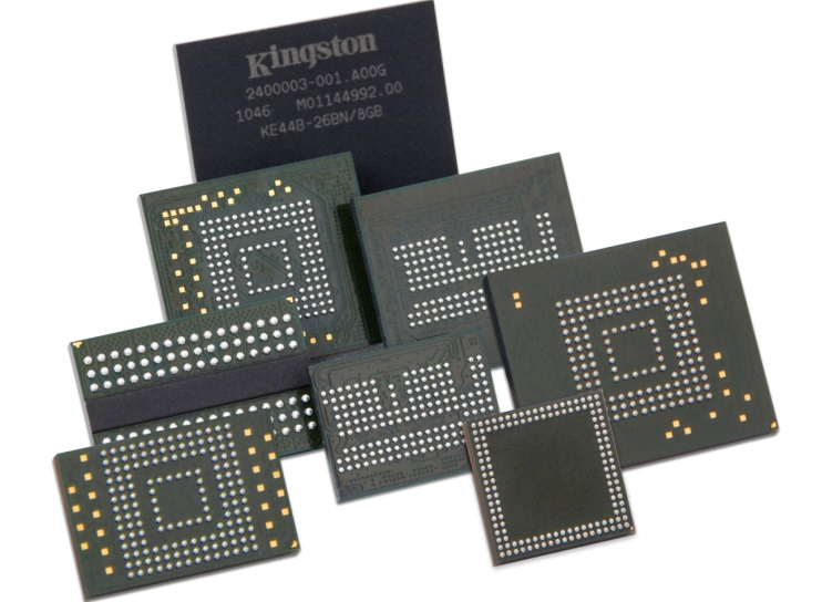 Phison vende sus acciones a Kingston Technology