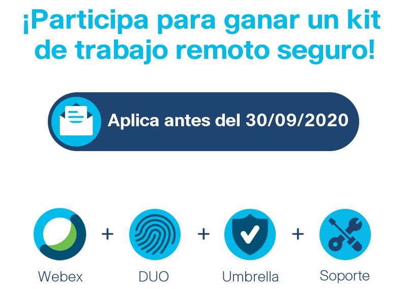 Cisco abre una nueva convocatoria del Concurso Digital Innovation Kit