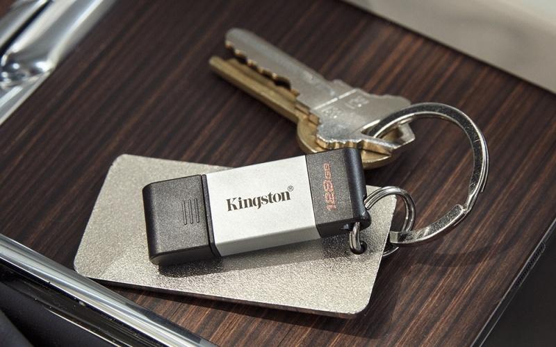 Conserva los mejores recuerdos con el nuevo DataTraveler 80 de Kingston