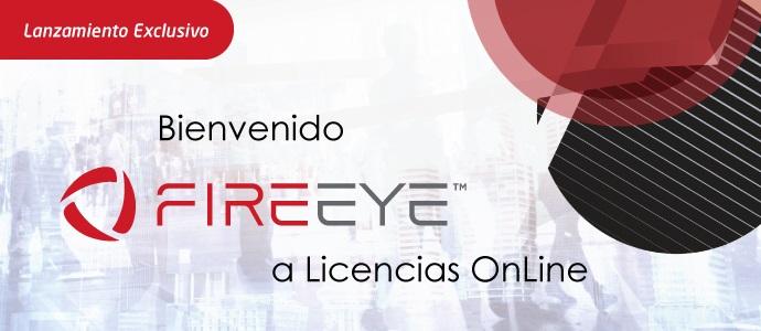 Licencias OnLine suma a FireEye para la distribución de sus soluciones en Latinoamérica
