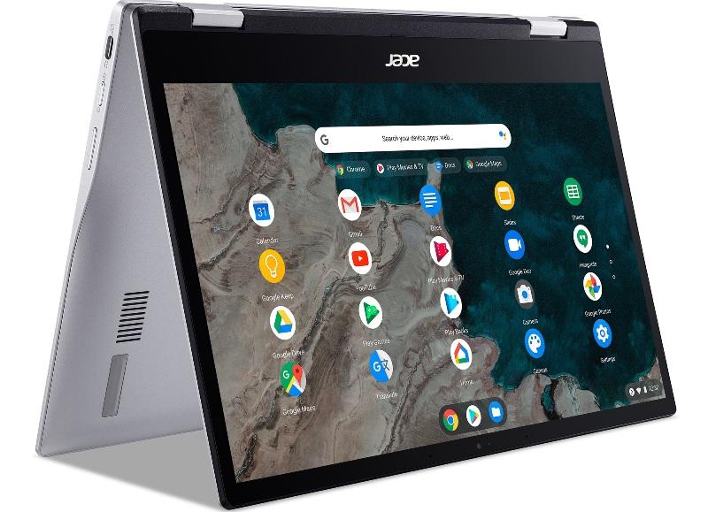 La primera Chromebook de Acer incluye plataforma Qualcomm Snapdragon 7c y 4G LTE