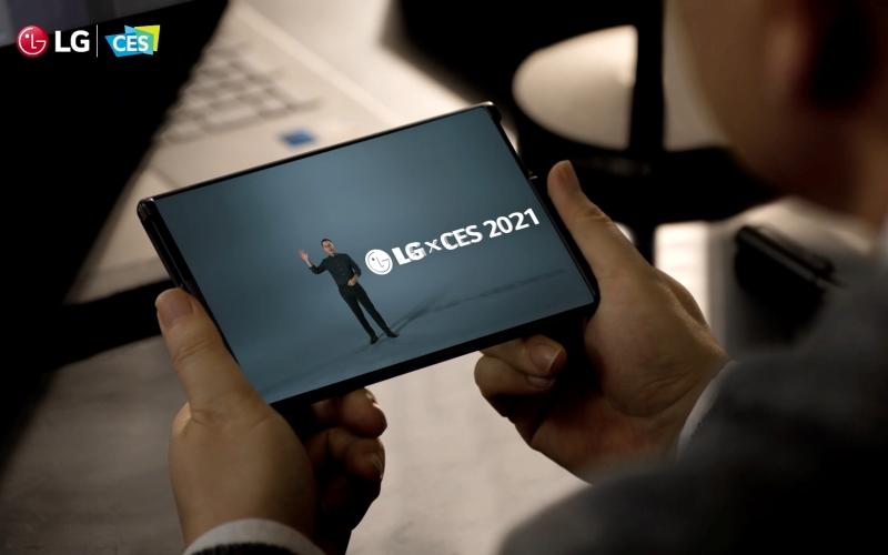 LG visualiza un futuro mejor, más seguro y fácil con soluciones avanzadas en CES 2021