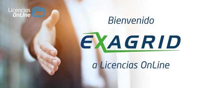 LicenciasOnLineyExaGridamplían la cobertura en la región