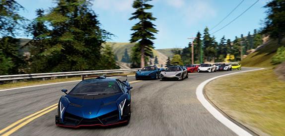 Un artista digital muestra cómo hacer más realistas los juegos de carreras con NVIDIA Freestyle