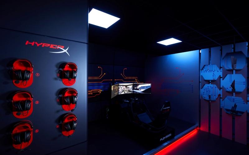HyperX se asocia con el equipo Red Bull Racing eSports
