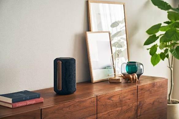 Eleva la calidad de tu música en casa, con las nuevas bocinas premium SRS-RA5000 y SRS-RA3000 de Sony